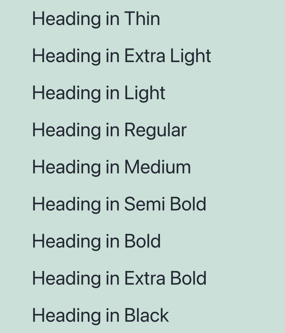 Heading Font Weights and List View Toggles Arrive in Block Editor and WordPress 5.8